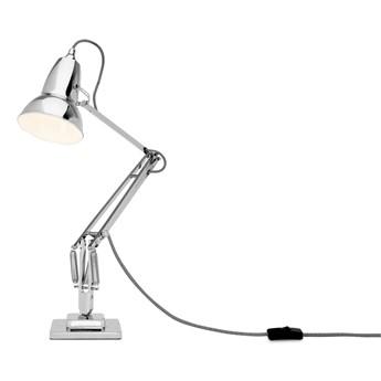 Anglepoise - Original 1227 ™ Desk Lamp - Srebrny Chrom - Kultowa lampka biurkowa