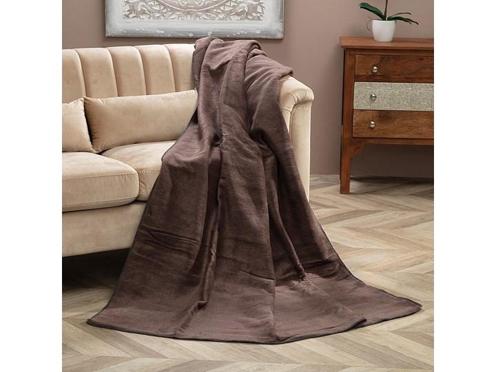 Koc Cotton Cloud 150x200 Sepia&Espresso, 150 x 200 cm Akryl Pomieszczenie Pokój nastolatka 150x200 cm Bawełna Kolor Brązowy