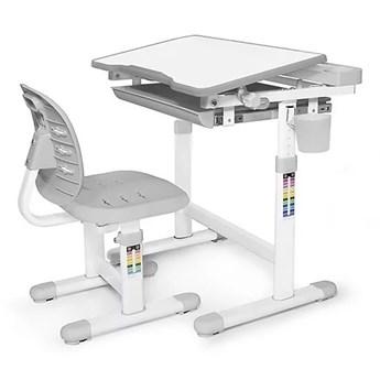 Regulowane biurko i krzesełko do pokoju dziecka Cura