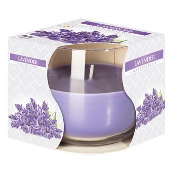 Świeca zapachowa w szkle Lavender lawenda