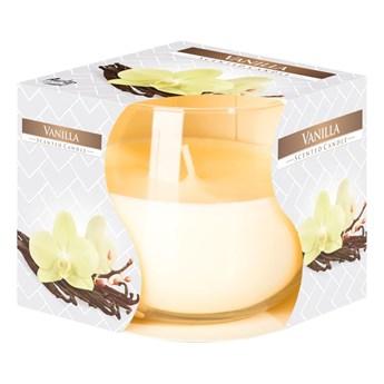 Świeca zapachowa w szkle Vanilla wanilia
