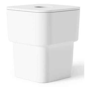 Umbra – Pojemnik łazienkowy Biały SCILLAE