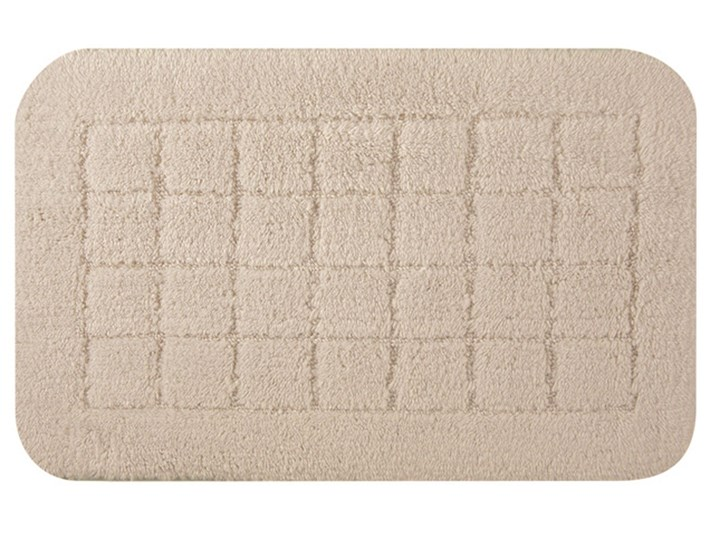 Sorema – Dywanik łazienkowy Beżowy VIENA - 1*46X70+2*43x46 cm
