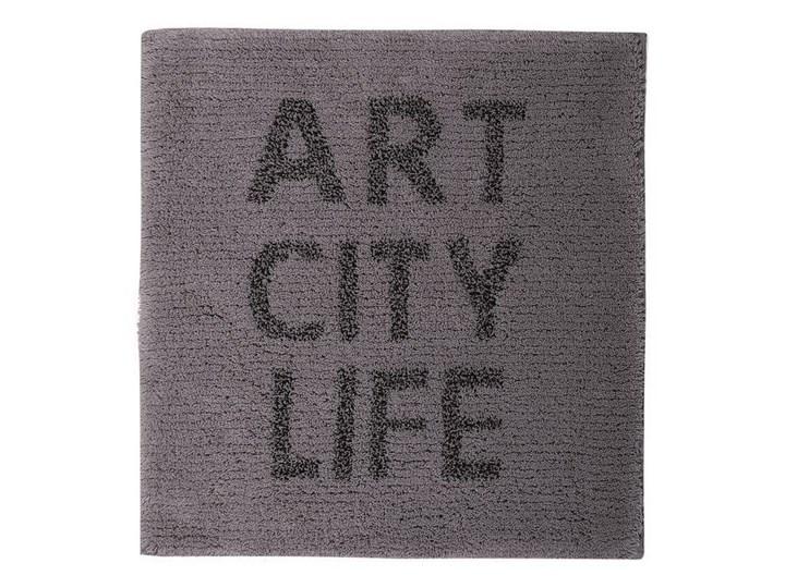 Sorema – Dywanik łazienkowy Szary 60x60 cm ART CITY LIFE