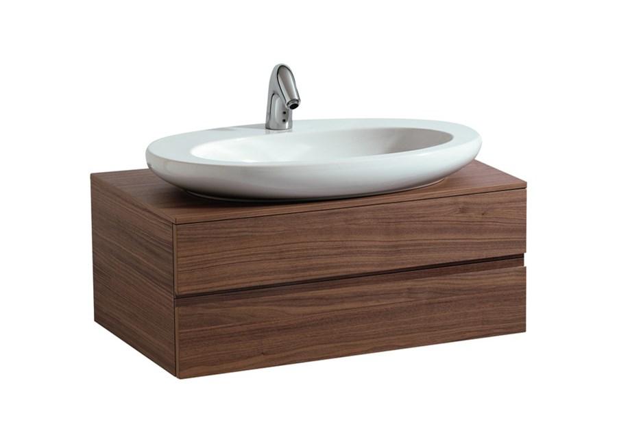 Laufen il bagno alessi one umywalka nablatowa 750x520 z - Il bagno alessi ...