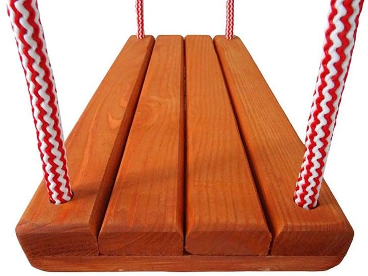 Huśtawka dla dziecka Bambi - brązowa Trapez Kategoria Huśtawki dla dzieci