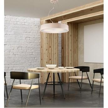 Lampa wisząca 3-punktowy plafon RING - MODERN 47 dąb