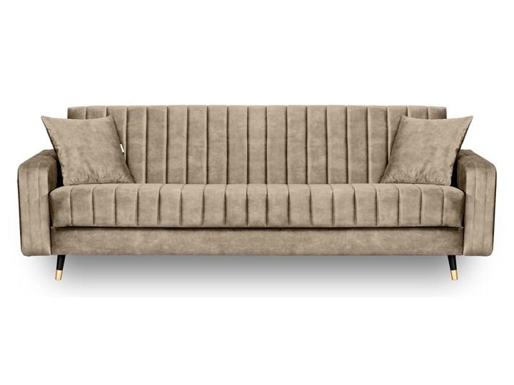 Sofa DIAMOND z funkcją spania Stała konstrukcja Styl Nowoczesny