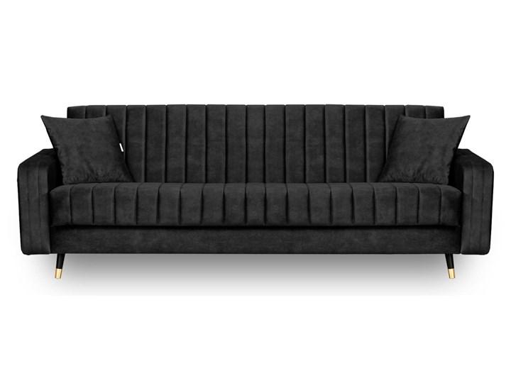 Sofa DIAMOND z funkcją spania Typ Gładkie Stała konstrukcja Boki Z bokami