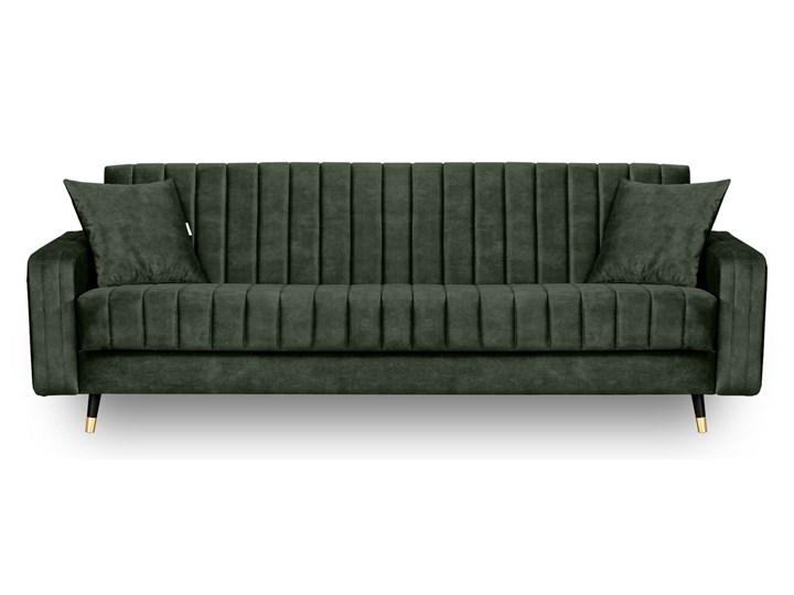 Sofa DIAMOND z funkcją spania Stała konstrukcja Nóżki Na nóżkach