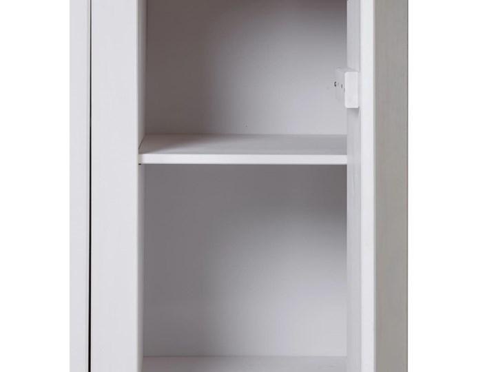 vidaXL Szafa trzydrzwiowa, biała, 118x50x171,5 cm, sosna, seria Panama Szerokość 118 cm Wysokość 171 cm Głębokość 50 cm Drewno Ilość drzwi Trzydrzwiowe