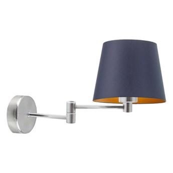 Lampa ścienna na wysięgniku ruchomym LUGO GOLD WYSYŁKA 24H