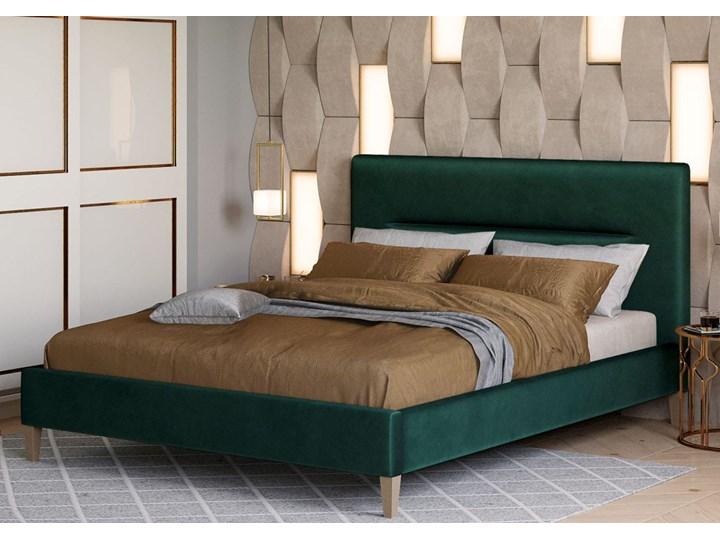 ŁÓŻKO TAPICEROWANE DO SYPIALNI 140X200 - KAROLINA - KOLORY Kategoria Łóżka do sypialni