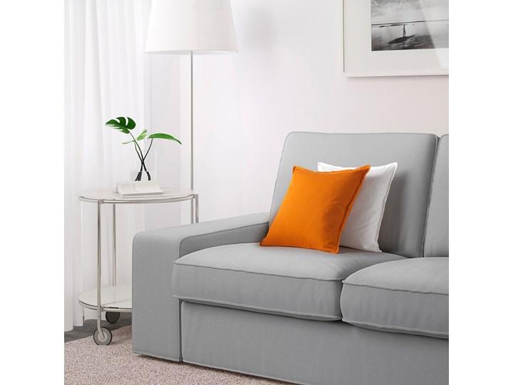 IKEA KIVIK Sofa narożna 5-osobowa, Orrsta jasnoszary, Głębokość: 95 cm Prawostronne Lewostronne Materiał obicia Tkanina