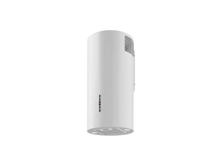 Okap MAAN Elba W 731 Biały Szerokość 31 cm Okap przyścienny Poziom hałasu 61 dB Sterowanie Elektroniczne
