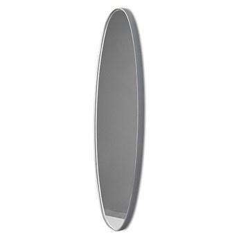 Podłużne lustro w srebrnej ramie 21 x 77 x 4 cm 16F-572