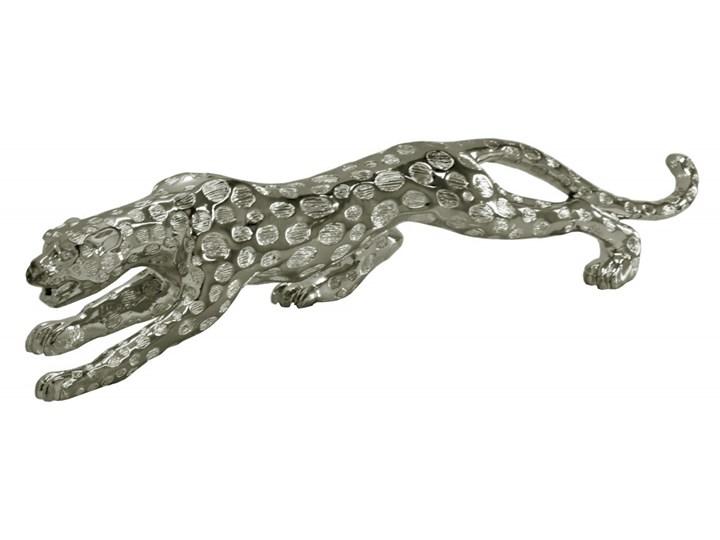 Drapieżna srebrna figura geparda 1012 outlet