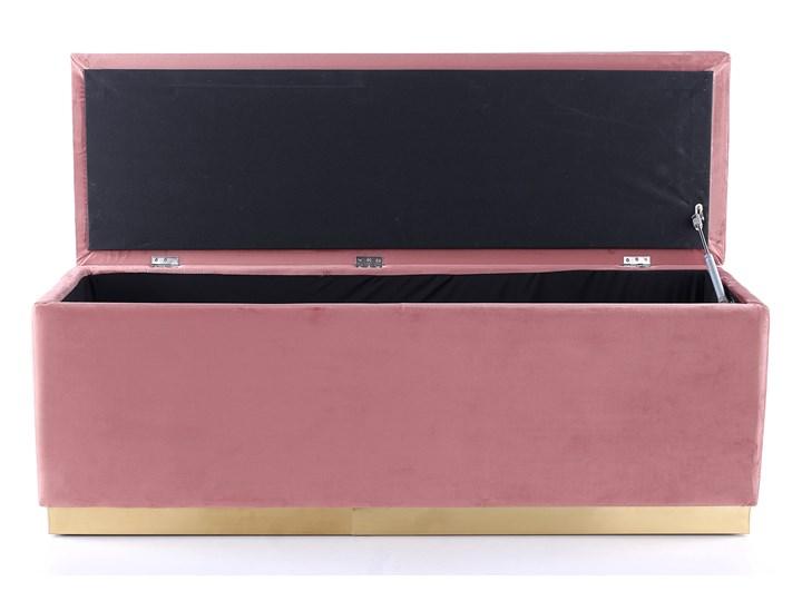 Ławka Cherry 120x42 cm różowa