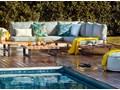 Ręcznik łazienkowy Miekki 140x70 cm musztardowy Ręcznik kąpielowy 70x140 cm Bawełna Kolor Żółty