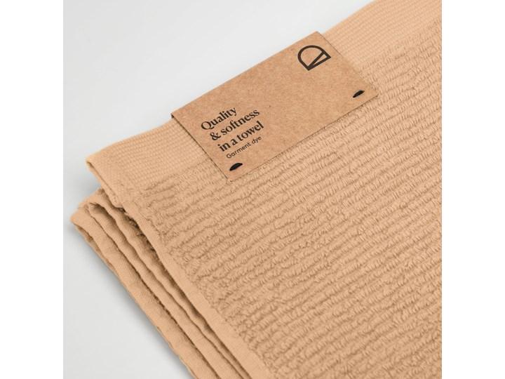 Ręcznik łazienkowy Miekki 150x95 cm beżowy 50x100 cm Komplet ręczników 40x70 cm Ręcznik kąpielowy 95x150 cm Bawełna Kategoria Ręczniki
