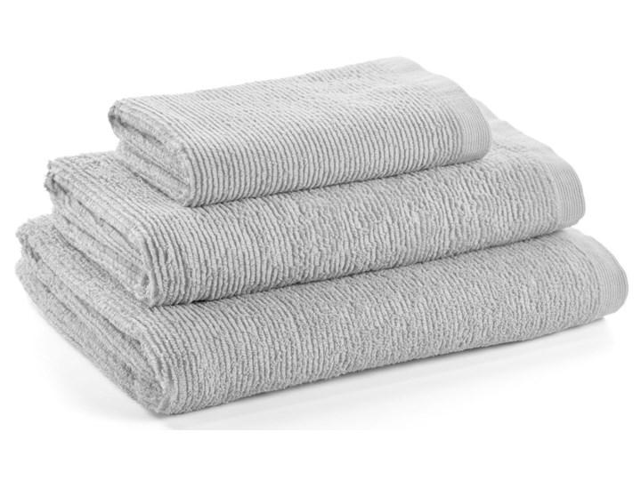Ręcznik łazienkowy Miekki 150x95 cm jasnoszary Komplet ręczników Bawełna 40x70 cm 95x150 cm Ręcznik kąpielowy 50x100 cm Kategoria Ręczniki