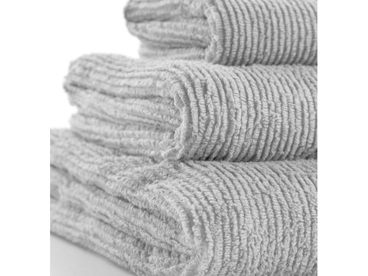Ręcznik łazienkowy Miekki 150x95 cm jasnoszary 40x70 cm Bawełna Komplet ręczników 95x150 cm Ręcznik kąpielowy 50x100 cm Kategoria Ręczniki