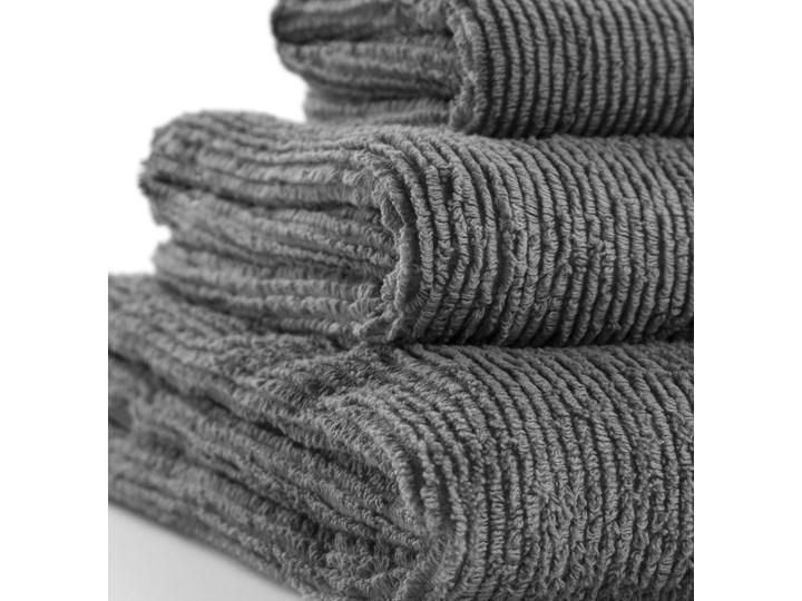 Ręcznik łazienkowy Miekki 150x95 cm ciemnoszary 95x150 cm Bawełna Ręcznik kąpielowy 40x70 cm 50x100 cm Komplet ręczników Kategoria Ręczniki