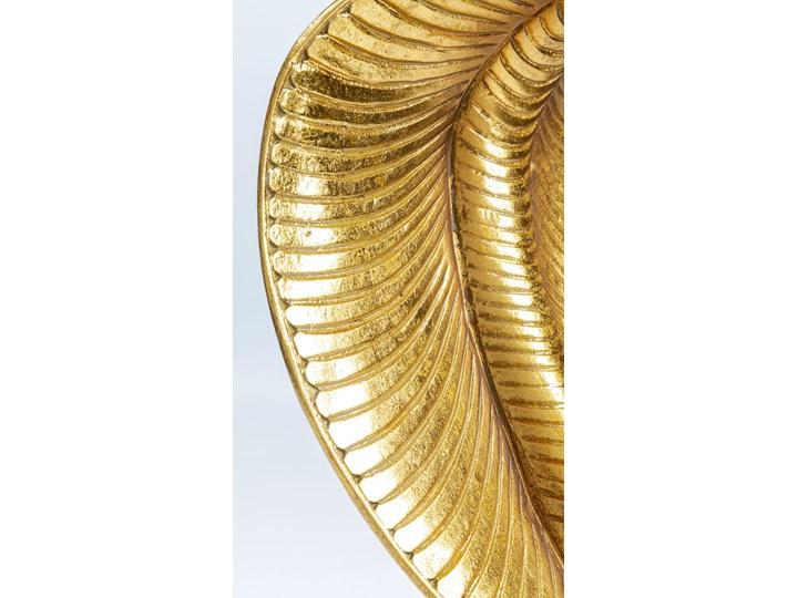 Figurka dekoracyjna Cobra 23x42 cm złota Kategoria Figury i rzeźby