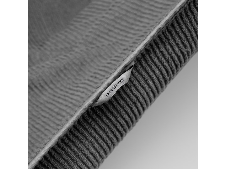 Ręcznik łazienkowy Miekki 150x95 cm ciemnoszary 50x100 cm 95x150 cm 40x70 cm Komplet ręczników Ręcznik kąpielowy Bawełna Kategoria Ręczniki