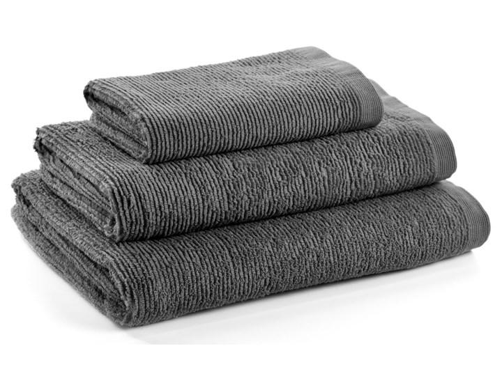 Ręcznik łazienkowy Miekki 150x95 cm ciemnoszary Ręcznik kąpielowy 40x70 cm 50x100 cm Bawełna Komplet ręczników 95x150 cm Kategoria Ręczniki