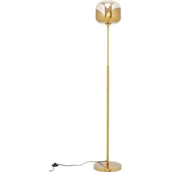 Lampa podłogowa Goblet 25x160 cm złota