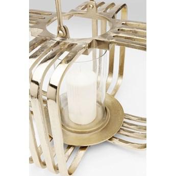 Latarenka Golden Cage 41x32 cm złota