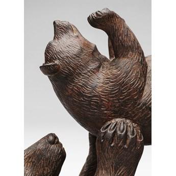 Figurka dekoracyjna Artistic Bears Lift 27x29 cm
