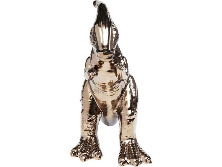 Figurka dekoracyjna Dino 37x33 cm Kategoria Figury i rzeźby Kolor Czarny