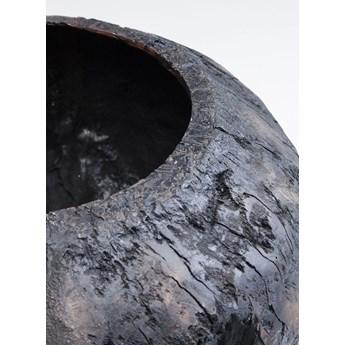 Słoik dekoracyjny Elemento Ø43x60 cm czarny