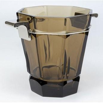 Cooler do wina lub szampana Mon Dieu 26x30 cm przydymiony