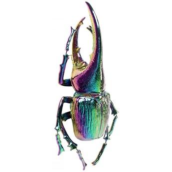 Dekoracja ścienna Herkules Beetle 27x41 cm kolorowa