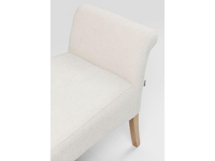 Ławka Motley Hugs 107x62 cm biała Pomieszczenie Salon Pomieszczenie Sypialnia