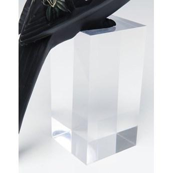 Figurka dekoracyjna Flower Parrot 20x35 cm