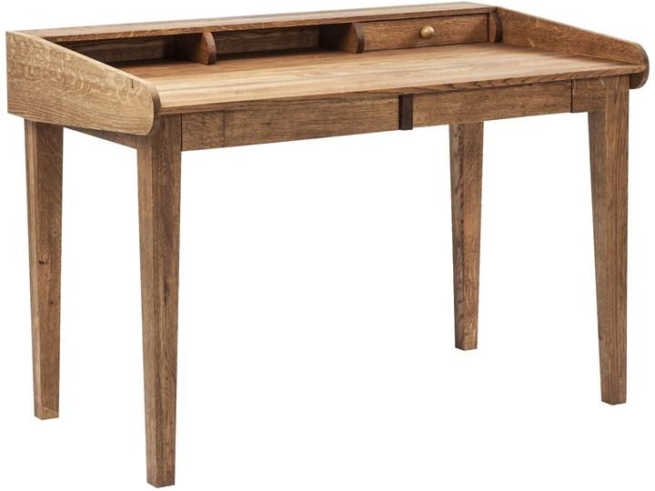 Sekretarzyk Attento 118x70 cm drewniany Szerokość 118 cm Styl Vintage Drewno Styl Nowoczesny