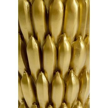 Wazon Banana Ø35x79 cm złoty