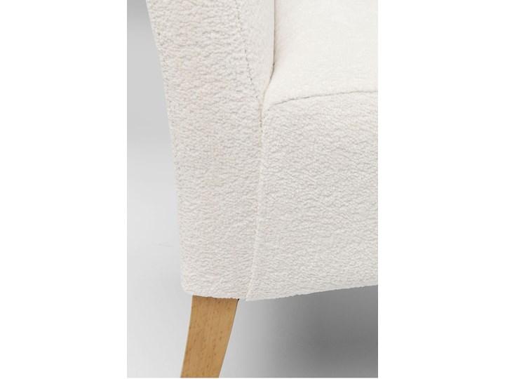 Ławka Motley Hugs 107x62 cm biała Pomieszczenie Przedpokój Pomieszczenie Salon