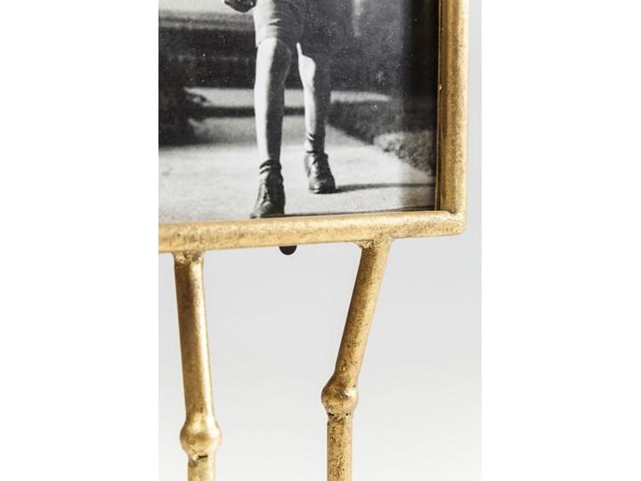 Ramka Duck Feet pozioma 19x38 cm złota Pomieszczenie Pokój przedszkolaka Ramka na zdjęcia Kategoria Ramy i ramki na zdjęcia