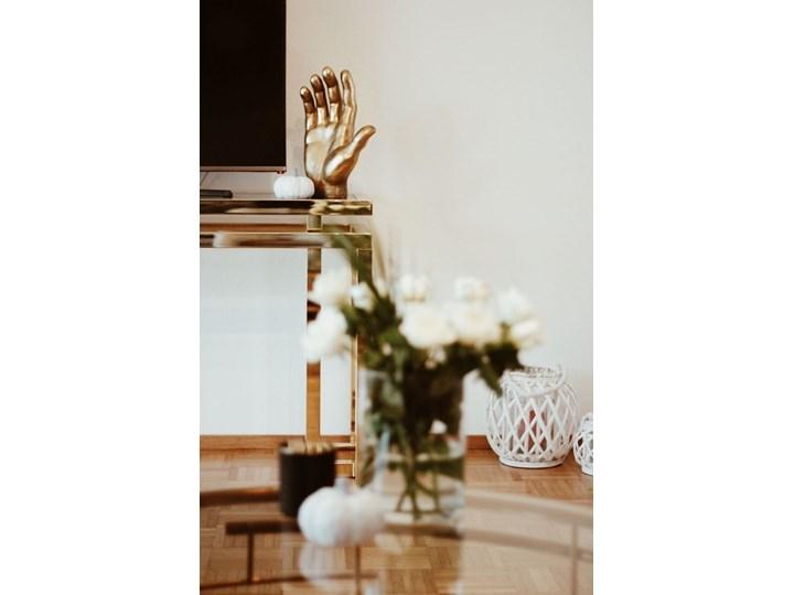 Figurka dekoracyjna Mano 23x35 cm złota Kategoria Figury i rzeźby