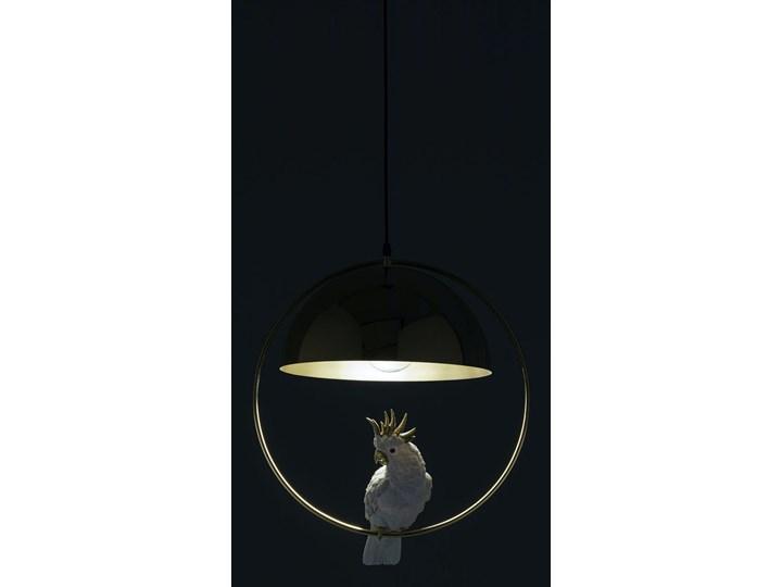 Lampa wisząca Cockatoo 46x60 cm złota Styl Industrialny Funkcje Brak dodatkowych funkcji