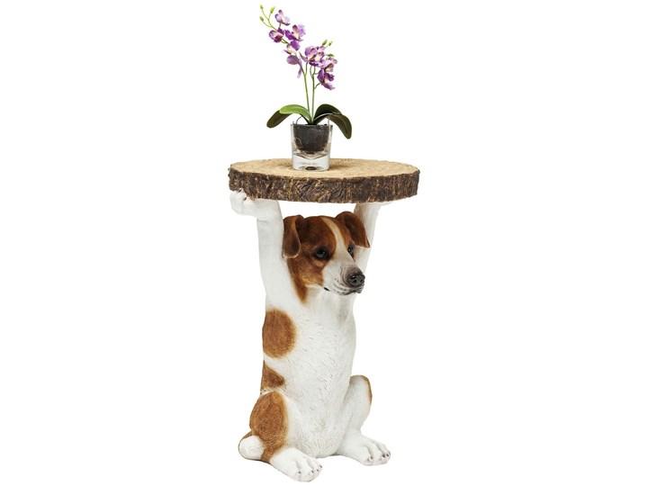 Stolik kawowy Animal Mr. Jack 35x33 cm kolorowy Kategoria Stoliki i ławy Rozmiar blatu 33x35 cm