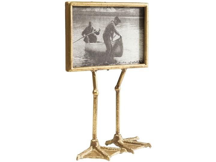 Ramka Duck Feet pozioma 19x38 cm złota Ramka na zdjęcia Pomieszczenie Salon Kategoria Ramy i ramki na zdjęcia