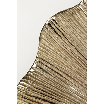 Dekoracja ścienna / świecznik Ginkgo Leaf 50x45 cm