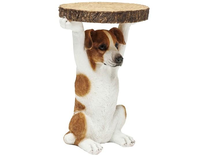Stolik kawowy Animal Mr. Jack 35x33 cm kolorowy