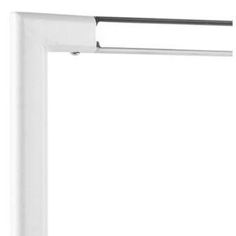 Wieszak stojący Howles 117x165 cm biały